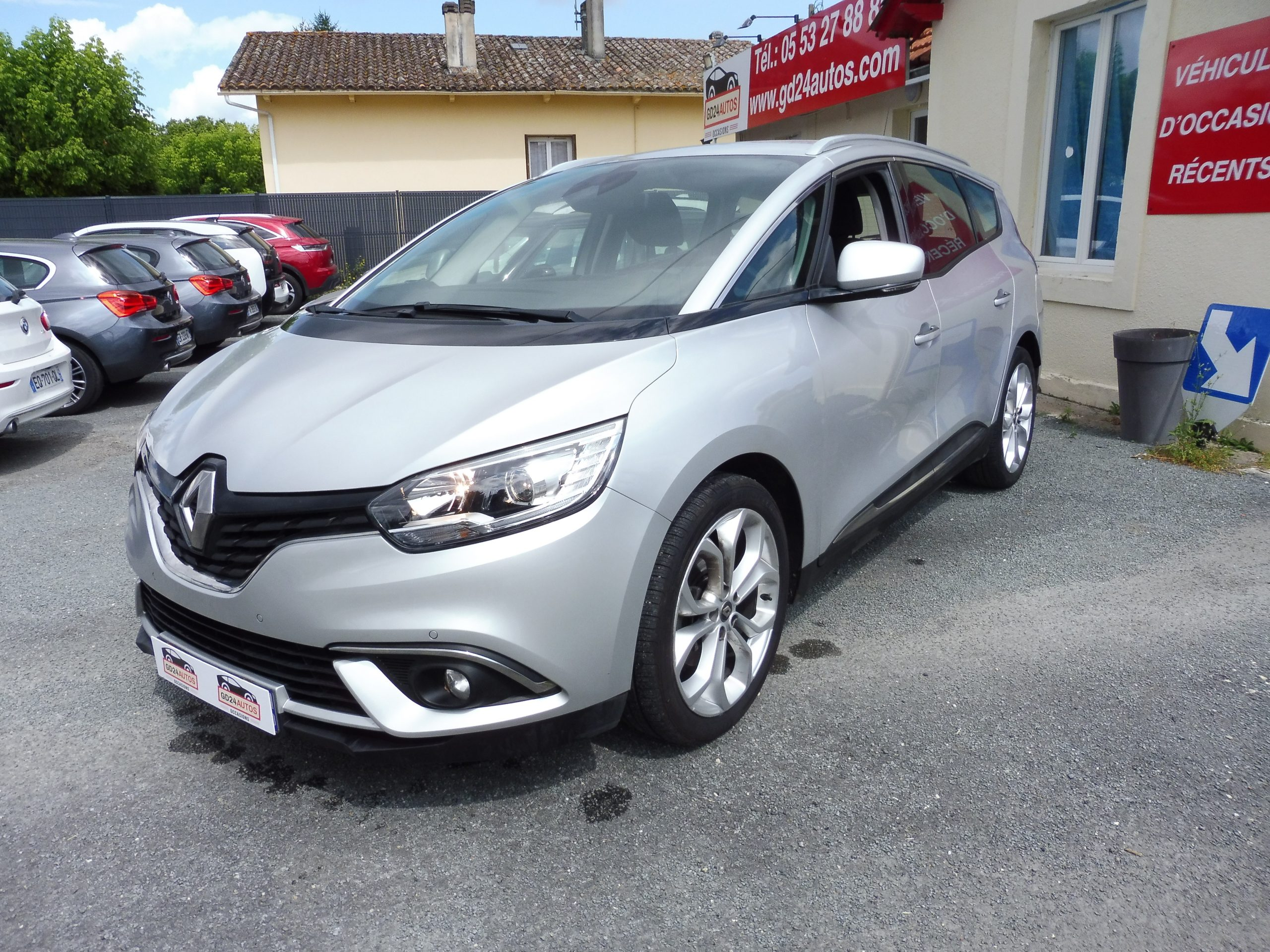 RENAULTGrand Scénic dCi 110 Energy Business 7 places bv6